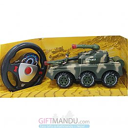 Remote Military Series Remote Control Car (Rechargeable)
