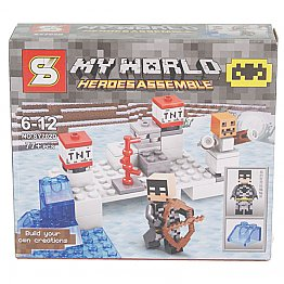 My World Heroes Assemble - SY702D