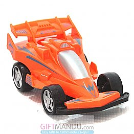 Powerful Friction Racing Car Pull and Go Toy